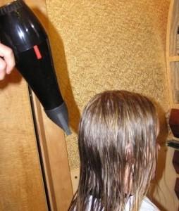 sıcak fön saça zarar verirmi