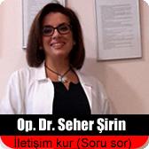 Doktor Seher Şirin