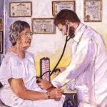 muayenehanesi olan doktorlar